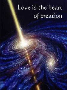 Light Divine, the Great Creator of the Universe