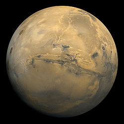 Mars: our once home planet?