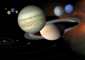 Our Planets Saturn and Jupiter
