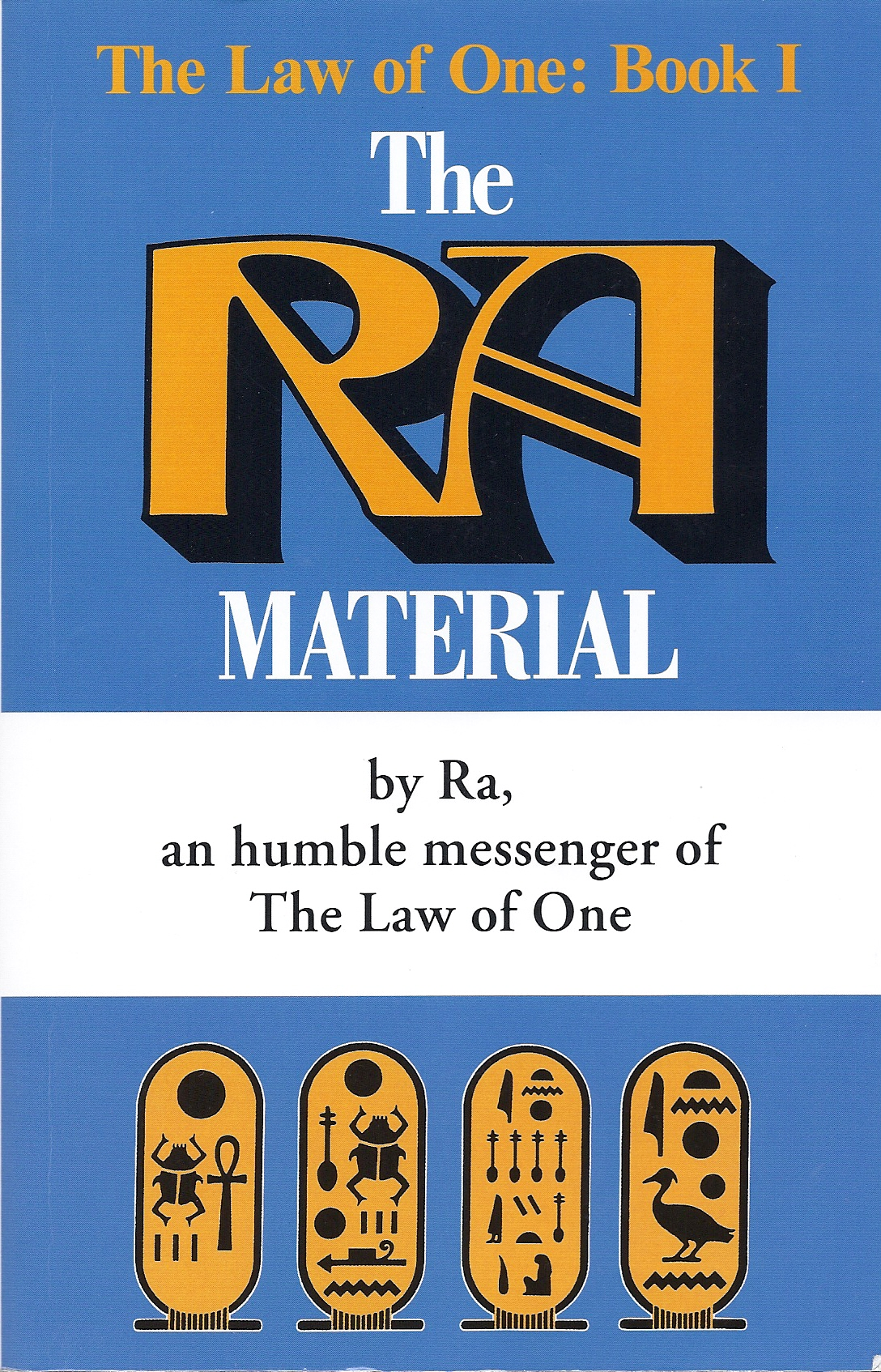 The Ra Material Book One